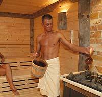 Für unsere Fewo-Gäste: Kostenloses saunieren im Hotel Amselgrundschlößchen